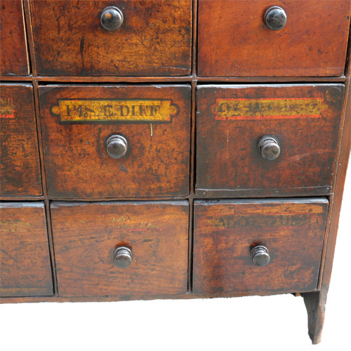... Pharmacy Chest   Van Leest Antiques (3) ...