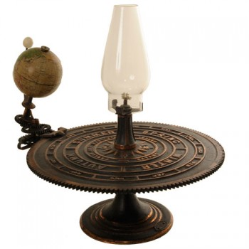 parkers and hadley's  orrery - Van Leest Antiques  (1)