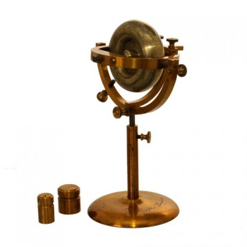 Griffin Gyroscope - van Leest Antiques  (2)