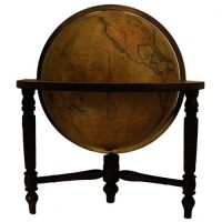 Newton & Son Globe library- van Leest Antiques (7)
