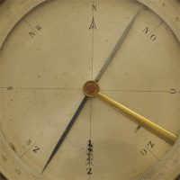 Dutch Compass Smit-Duyzentkunst opticien - van Leest Antiques (4)