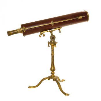 Passemant refracting telescope - van Leest Antiques (1)