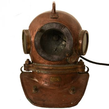 Diving Helmet - Van Leest Antiques (5)