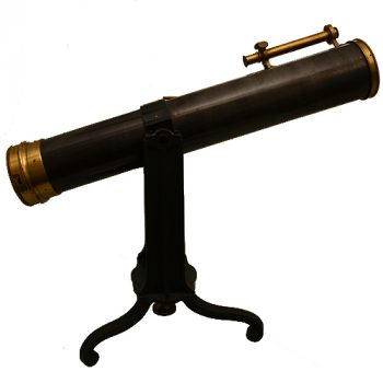 Secretan reflecting Telescope - van Leest Antiques (5)