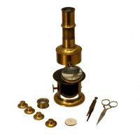 Drum Microscope - van Leest Antiques (5)