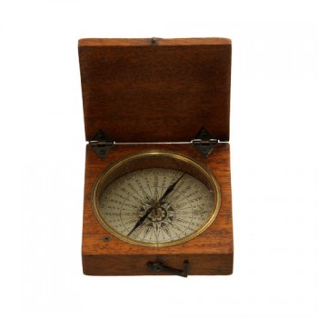 110Surveying compass - van Leest Antiques 331019 (3)