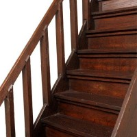 120Antique staircase model (2)