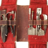 207Prina Veterinary instrument Set Van Leest Antiques (5)