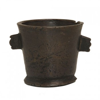 232Spanisch bronze Mortar 16th century (1)