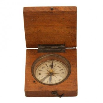 83Compass englisch antique