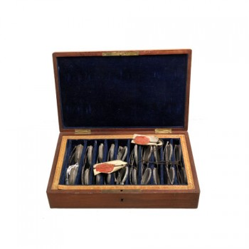 144test glasses set - van Leest Antiques (5)