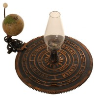 parkers and hadley's  orrery - Van Leest Antiques  (2)