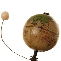 parkers and hadley's  orrery - Van Leest Antiques  (5)