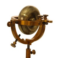 Griffin Gyroscope - van Leest Antiques  (5)