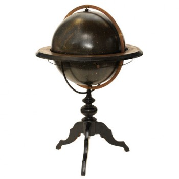 H. Albrecht night globe - van Leest Antiques (1)