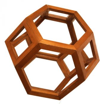 Truncated Octahedron Geometric model - van Leest Antiques (1)