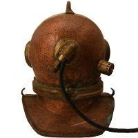 Diving Helmet - Van Leest Antiques (1)