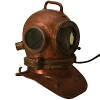 Diving Helmet - Van Leest Antiques (3)