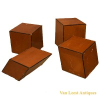 Geometrical Crystal  models - van Leest Antiques (2)
