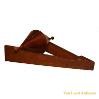 Double cone inclined plane - Van Leest Antiques (1)