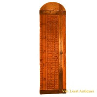 W. Marples Sons Carpenter Ruler - van Leest Antiques (1)