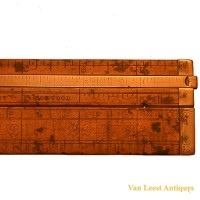 Carpenter ruler - van Leest Antiques (4)