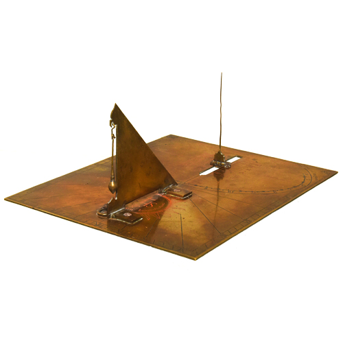 Analemmatic double  sundial - Van Leest Antiques (3)