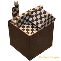 Mathematic kube set - van Leest Antiques (2)