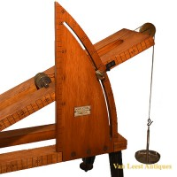 Max Kohl  inclined plane - van Leest Antiques (4)