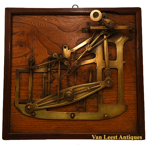 Machine de Tribord du Cassini - Dujardin - van Leest Antiques (1)