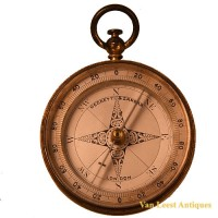 Necretti Zambra compass in case - van Leest Antiques (2)