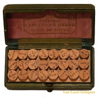 Catellan homeopathic set - Van Leest Antiques (5)