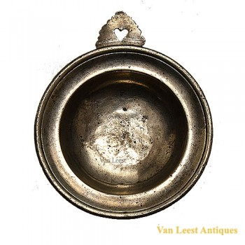 Bloodletting bowl pewter Dijon - van Leest Antiques (1)