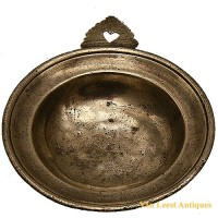 Bloodletting bowl pewter Dijon - van Leest Antiques (4)