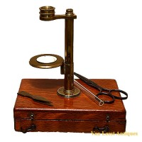 Botanical microscope - van Leest Antiques  (4)