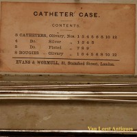 Evans Wormull catheter case - van Leest Antiques (3)