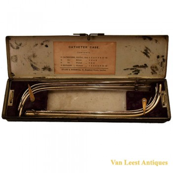 Evans Wormull catheter case - van Leest Antiques (4)