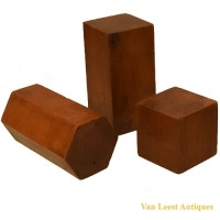 Geometric models set - van Leest Antiques (4)
