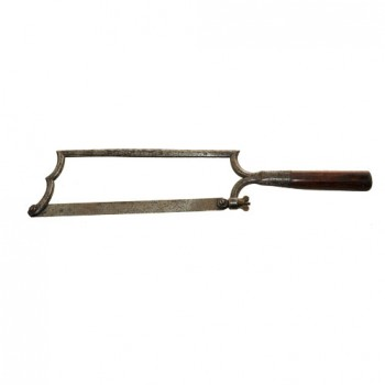 Surgical saw 18th - van Leest Antiques (1)