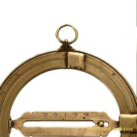 Equinoctial ring sundial 18 th C - van Leest Antiques (6)