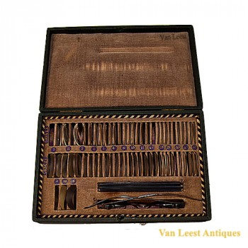 Ophthalmic trial set - van Leest Antiques (1)