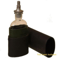 Chloroform bottle by Maw and son - van Leest Antiquesjpg (1)