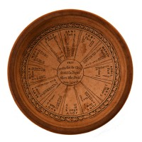 Sundial-compass German floating - van Leest Antiques   (4)