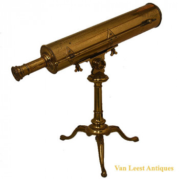 G. Adams telescope - Van Leest Antiques (1)