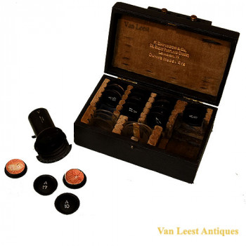Dunn's model eye - van Leest Antiques (3)