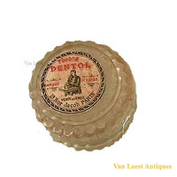 Dental tooth-paste boxes French - Van Leest Antiques (5)