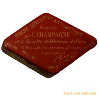 Dental tooth-paste boxes French - Van Leest Antiques (8)