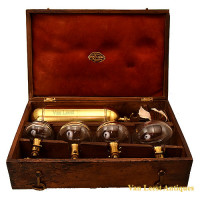 Cupping Set Charriere - Van Leest Antiques (3)