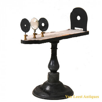 Microscope model lightbeams - van Leest Antiques (4)