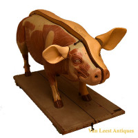 Anatomical pig model - van Leest Antiques (10)